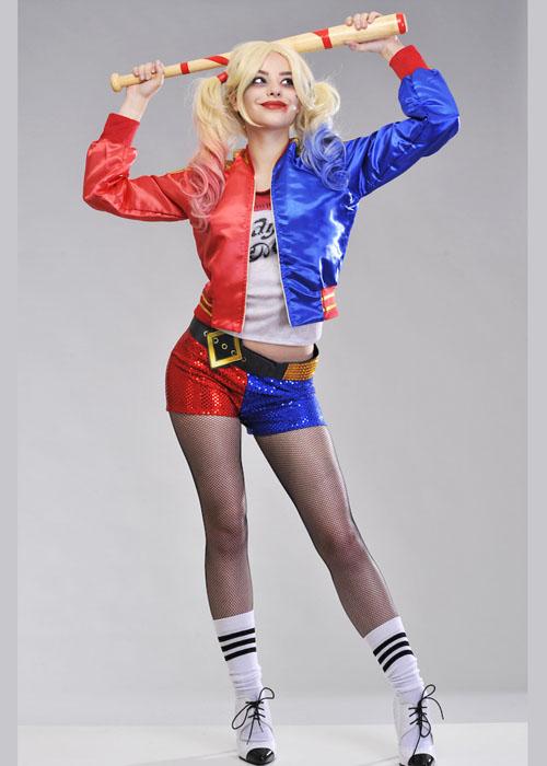 Adult Harley Quinn Costume Full Real Porn