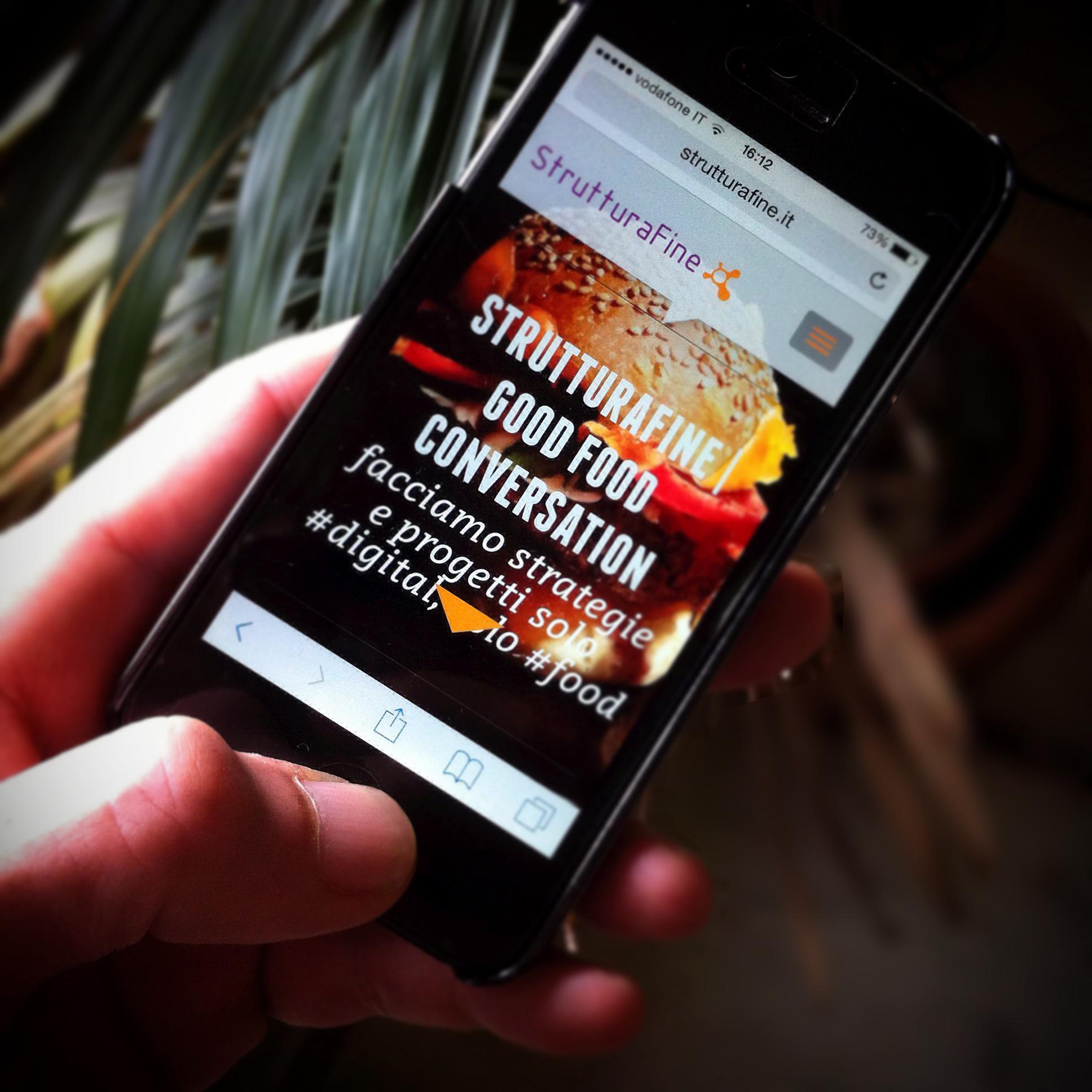 Web Responsive e Mobile users | Strutturafine