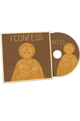 I Confess Album - St Shenouda Press
