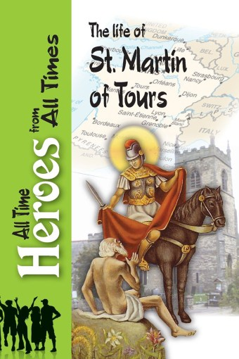 The Life of St Martin of Tours - St Shenouda Monastery Publications Store