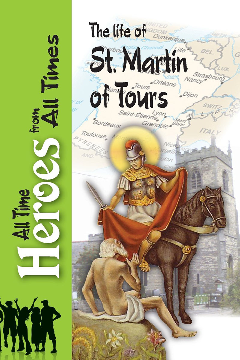 The Life of St Martin of Tours: St Shenouda Press- Coptic Orthodox Store