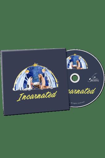 Incarnated Music Album - St Shenouda Press