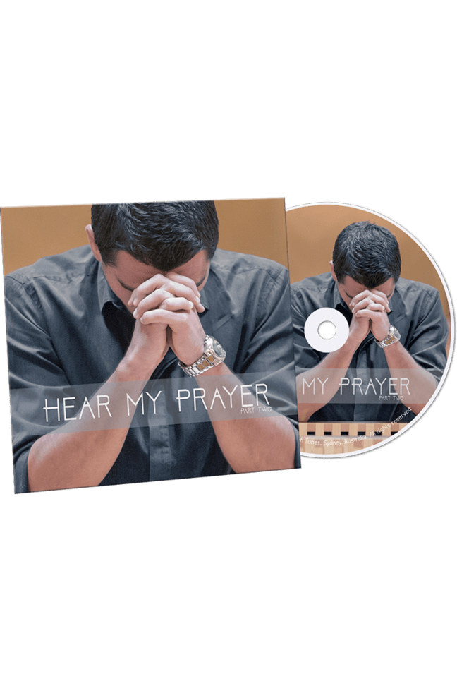 Hear My Prayer Album Part 2 | St Shenouda Press Orthodox Store
