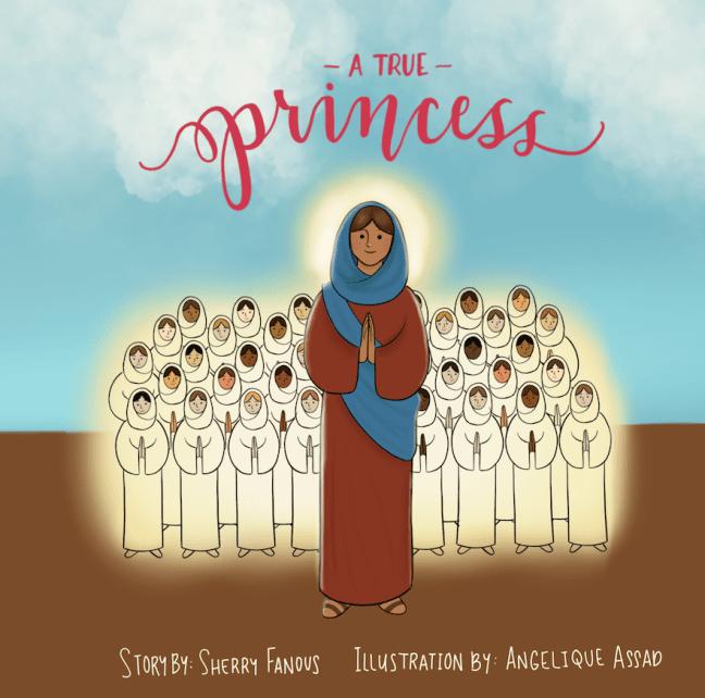 A True Princess- St Demiana Picture Book: St Shenouda Press- Coptic Orthodox Store