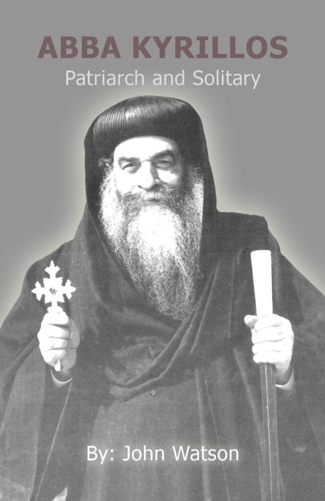 Abba Kyrillos: Patriarch and Solitary (eBook): St Shenouda Press- Coptic Orthodox Store