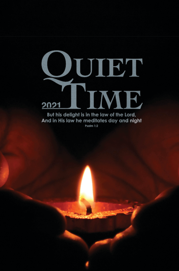 Quiet time 2021 | St Shenouda Press