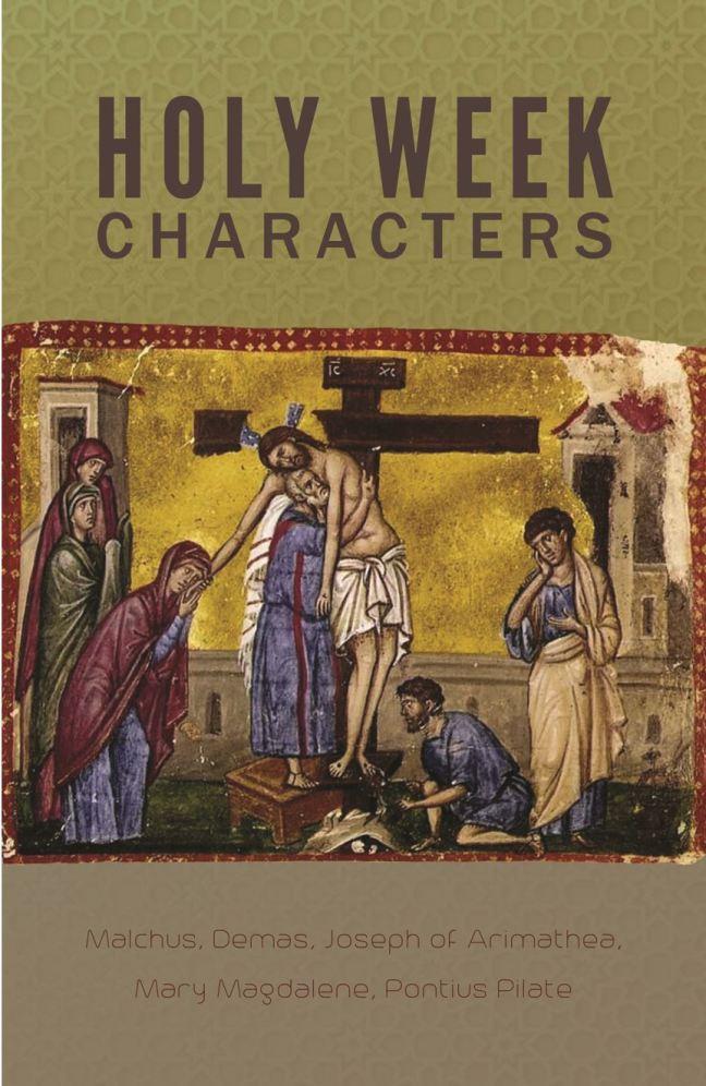 Holy Week Characters: St Shenouda's Press- Coptic Orthodox Store