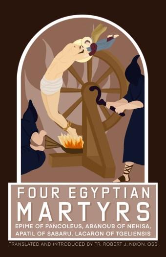 Four Egyptian Martyrs: St Shenouda Press - Coptic Orthodox Store