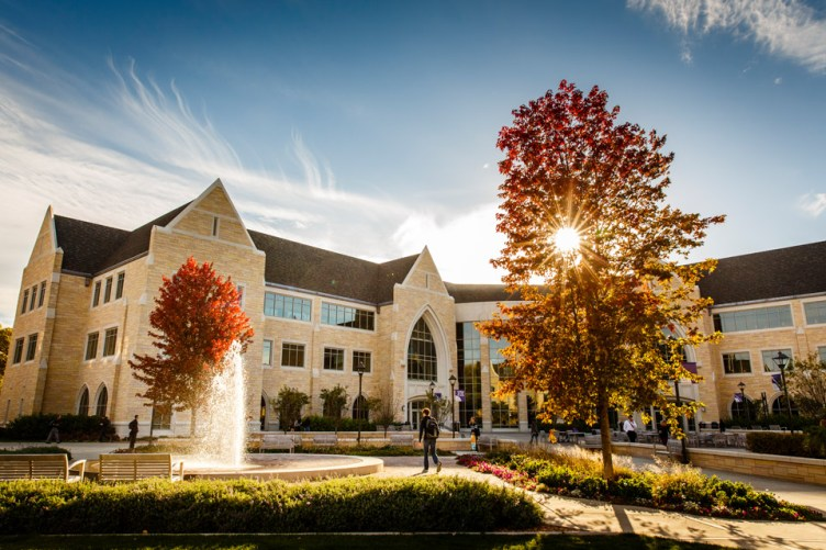 The Anderson Student Center.