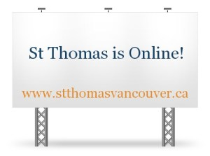 St Thomas is Online
