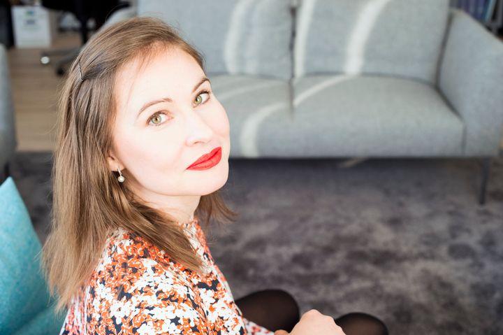 Keskuskauppakamarin johtava veroasiantuntija Emmiliina Kujanpää. Kuva: Kimmo Penttinen.