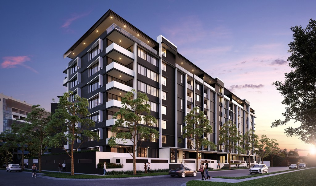 Construction Starts on 176 Apartments at Vicinity Point, Wolli Creek