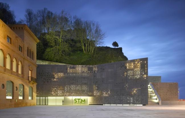GU Club In San Sebastian Nautico With STUA Designs