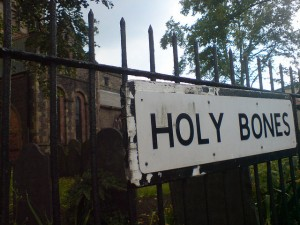 Holy Bones, Leicester