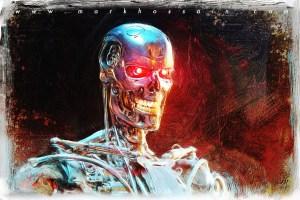 Mark Hossain's Terminator art