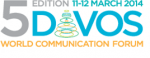 The future of PR at the World Communication Forum in Davos 1