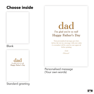 fathers day card rad dad dad003 inside 1