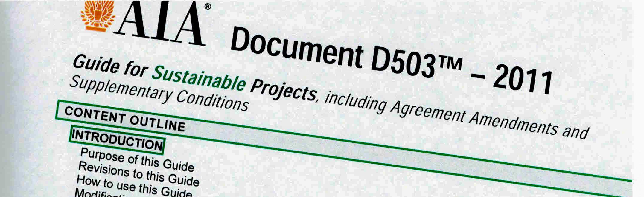 AIA Contract Documents Archives | Stuart D  Kaplow, P A