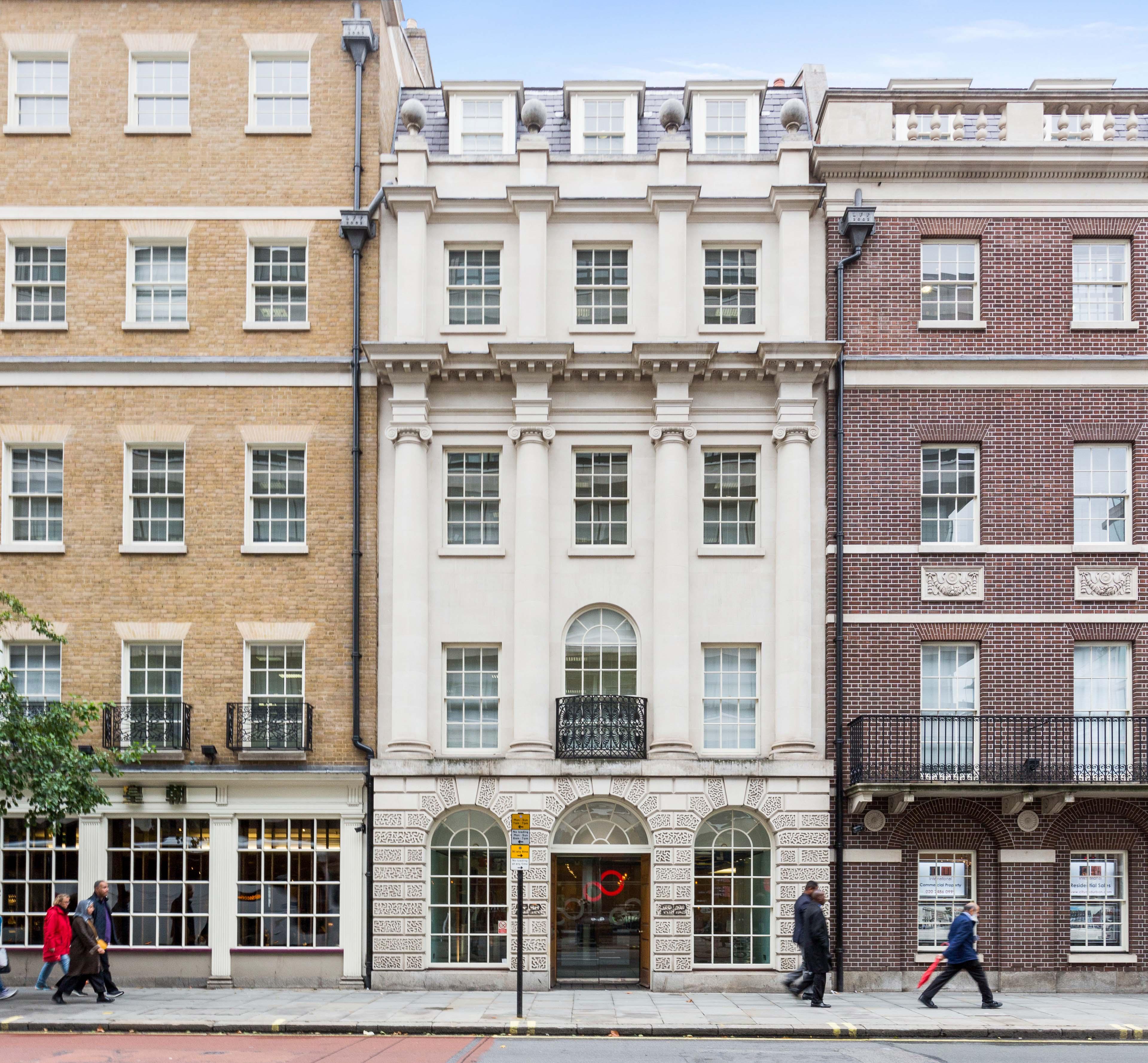 Office Space To Rent Baker Street Marylebone W1U 3BW
