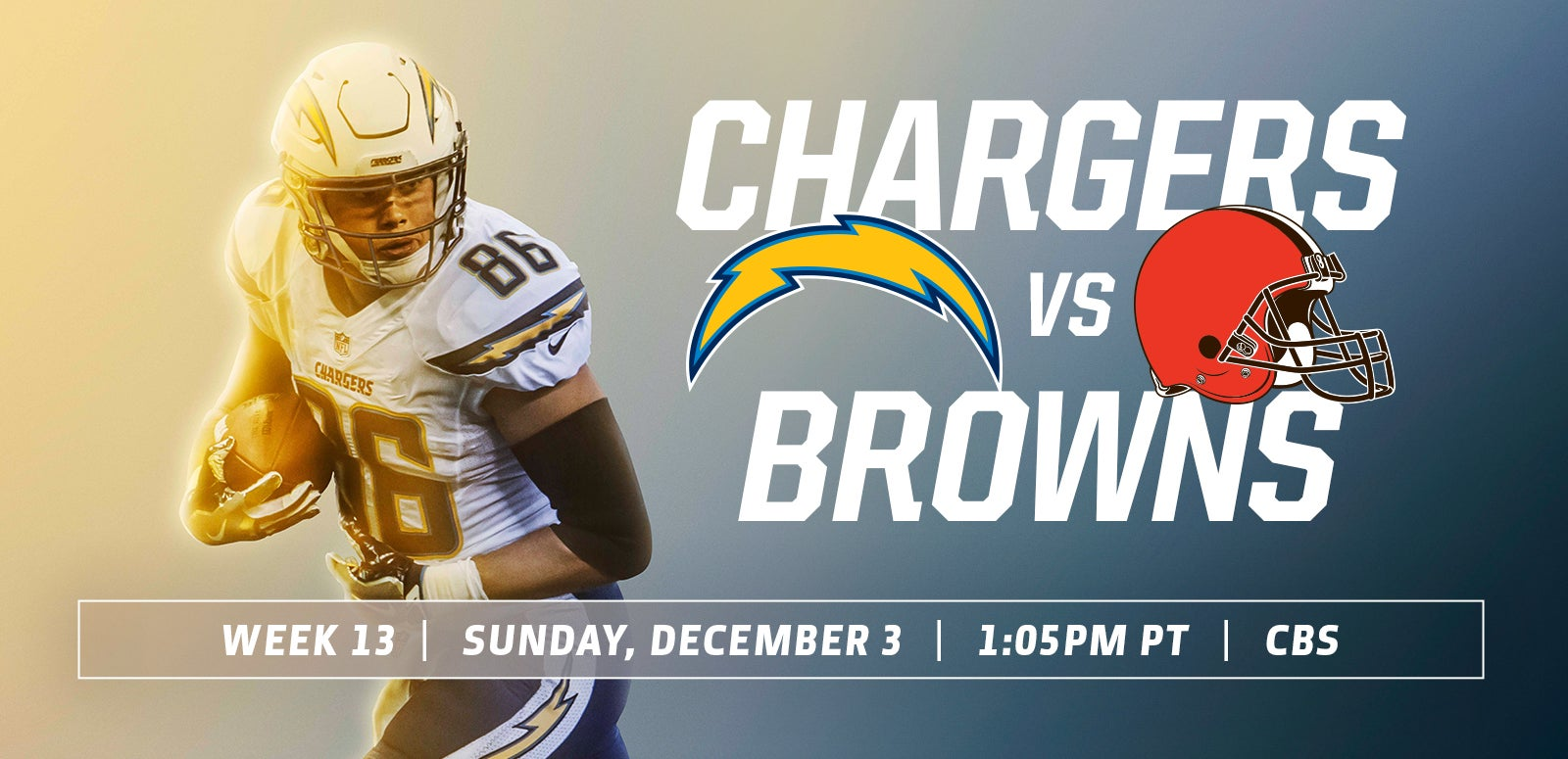 Image result for Cleveland Browns vs. LA Chargers