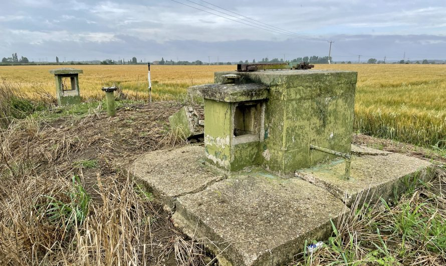 Royal Observer Corps monitoring station (Claypole)