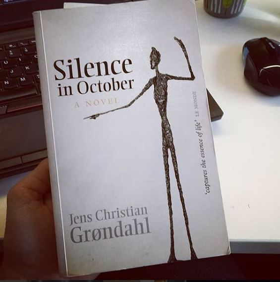 Silence in October by Jens Christian Grøndahl