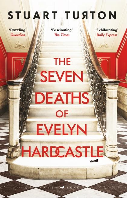 Stuart Turton Picks His Five Favourite Detective Novels Stuck In A