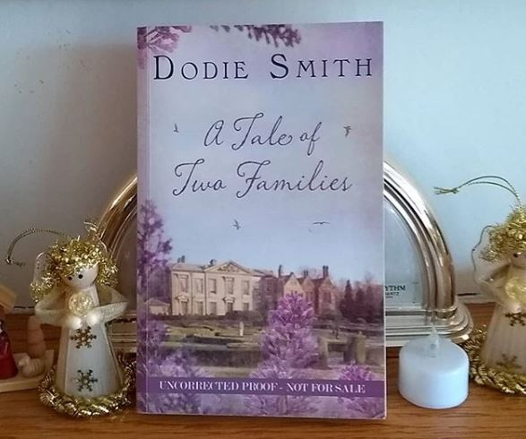 A Tale of Two Families by Dodie Smith (finishing #ACenturyOfBooks!)