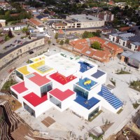 A visit to the LEGO House