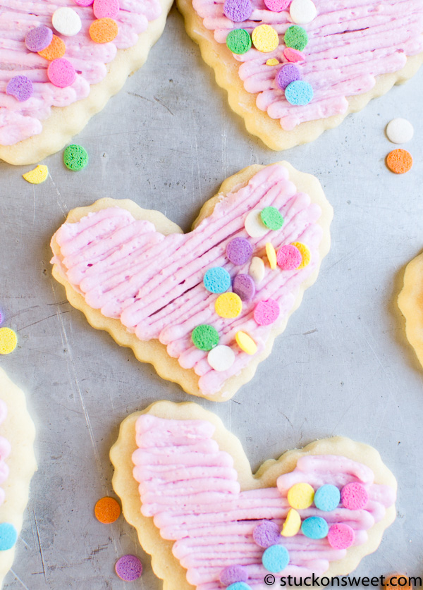 cut out sugar cookie recipe