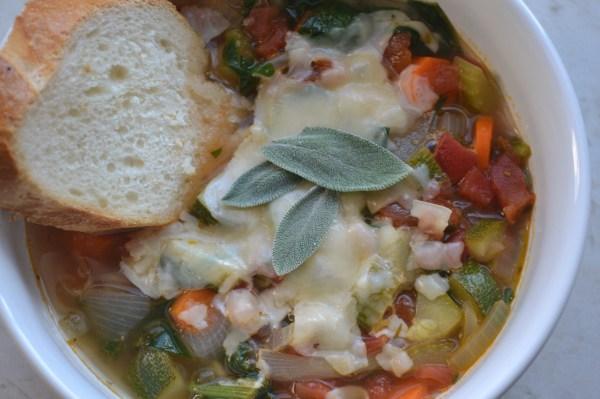 Tuscan Bean Soup_4