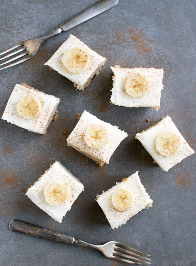 Banana Bars photo