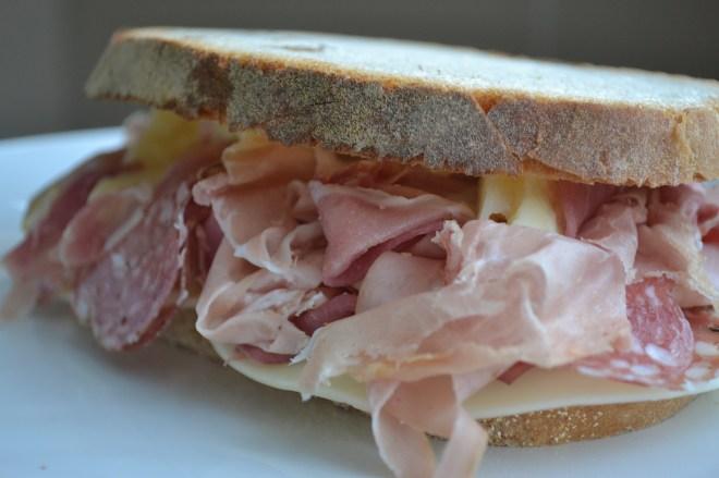 Italian Sandwich - Stuck On Sweet