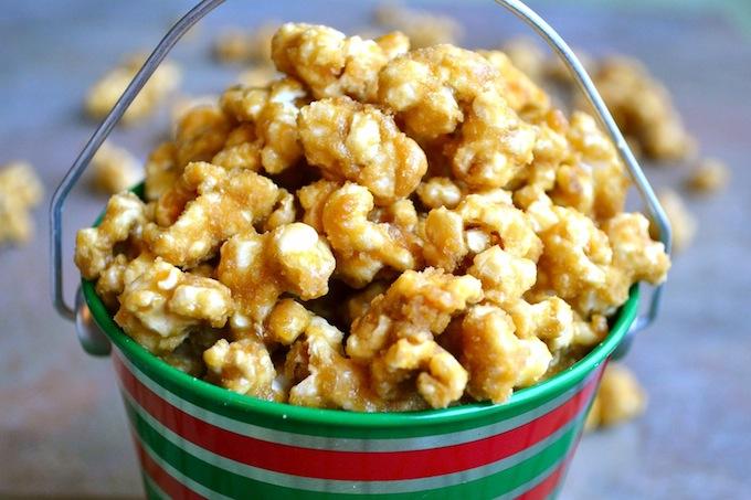 Caramel Corn Recipe