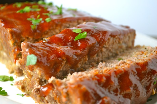 Homemade Meatloaf - Stuck On Sweet