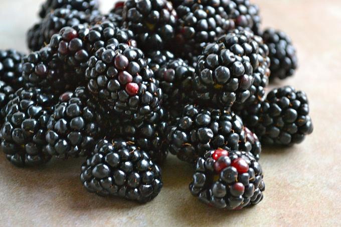 Blackberry Cobbler | www.stuckonsweet.com