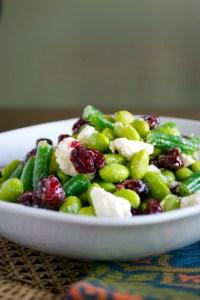 Healthy Edamame Salad