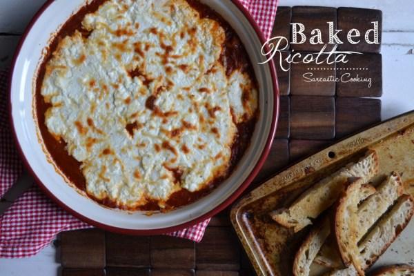 baked ricotta 1