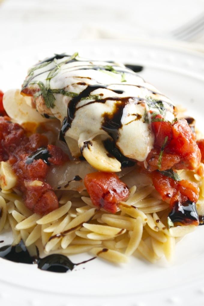 Roasted Italian Chicken Thighs 1