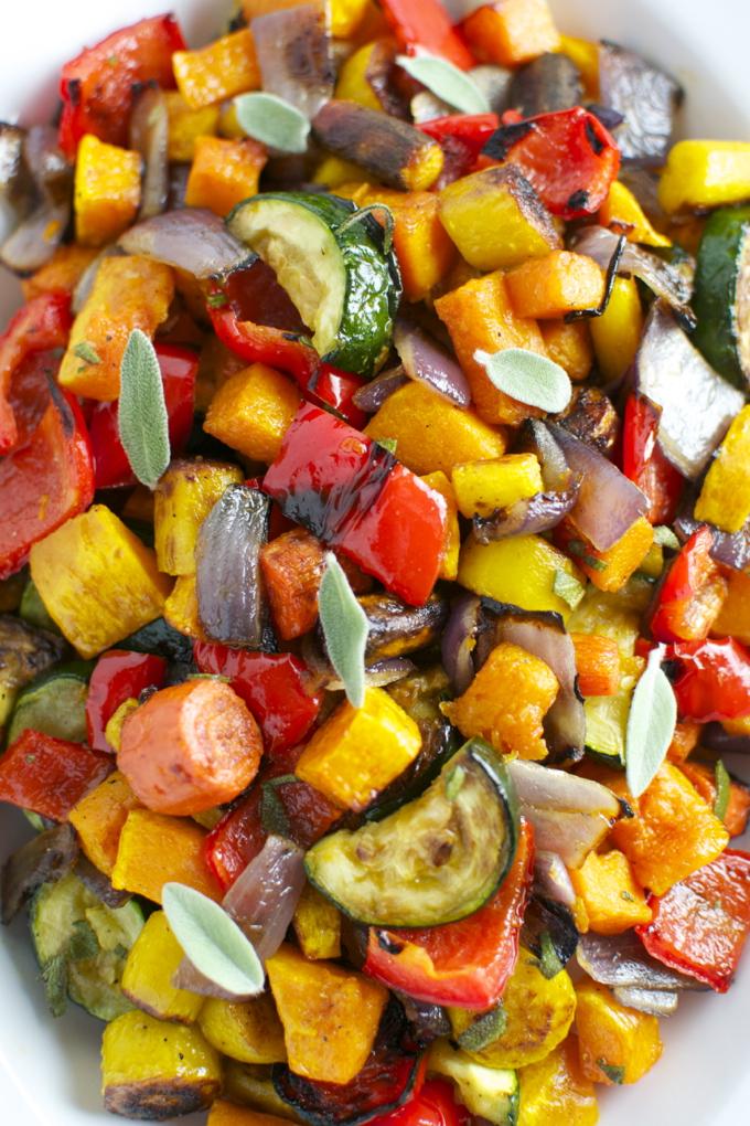 Roasted Vegetables 2