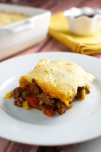 Barbecue Beef Pot Pie
