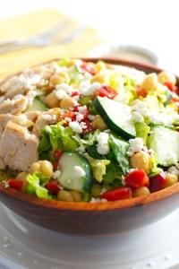 Greek Salad   stuckonsweet.com