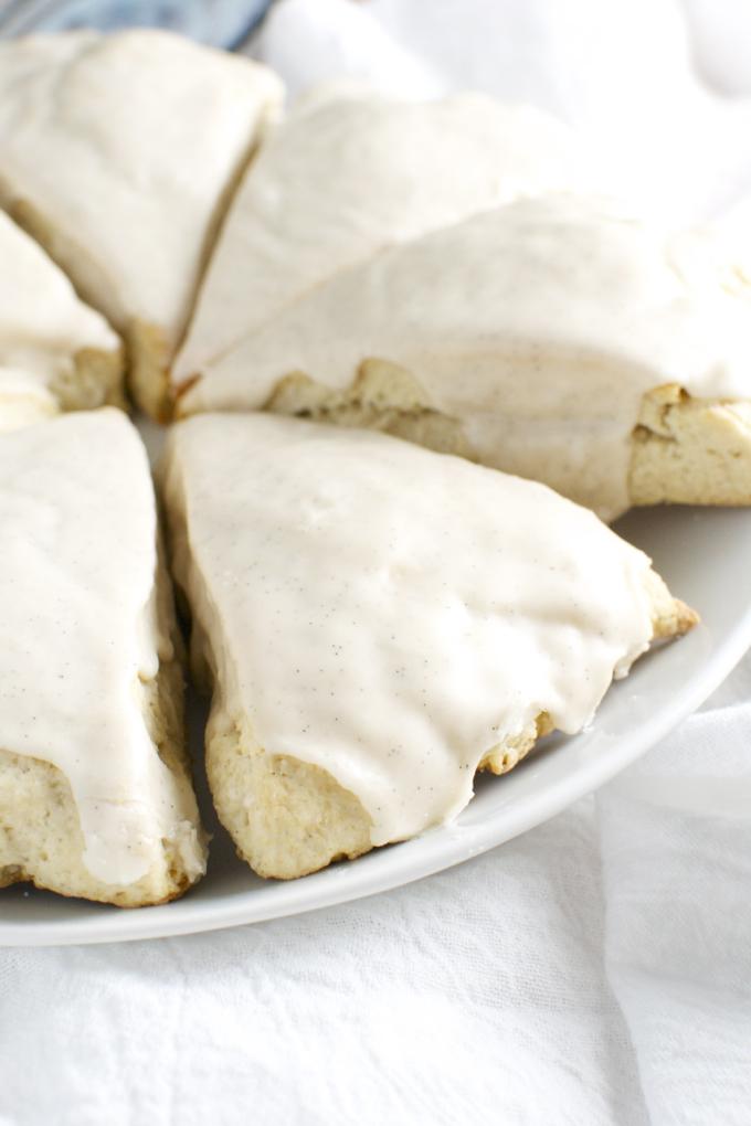 Vanilla Scones