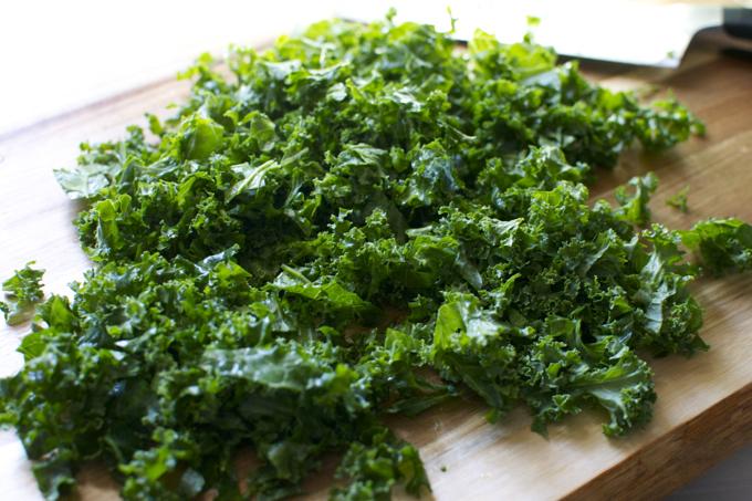 Butternut Squash and Kale Pasta Bake 4