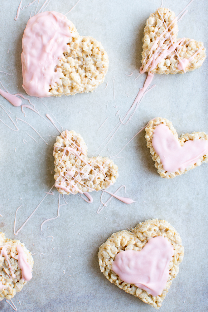 Rice Krispies Treats | www.stuckonsweet.com