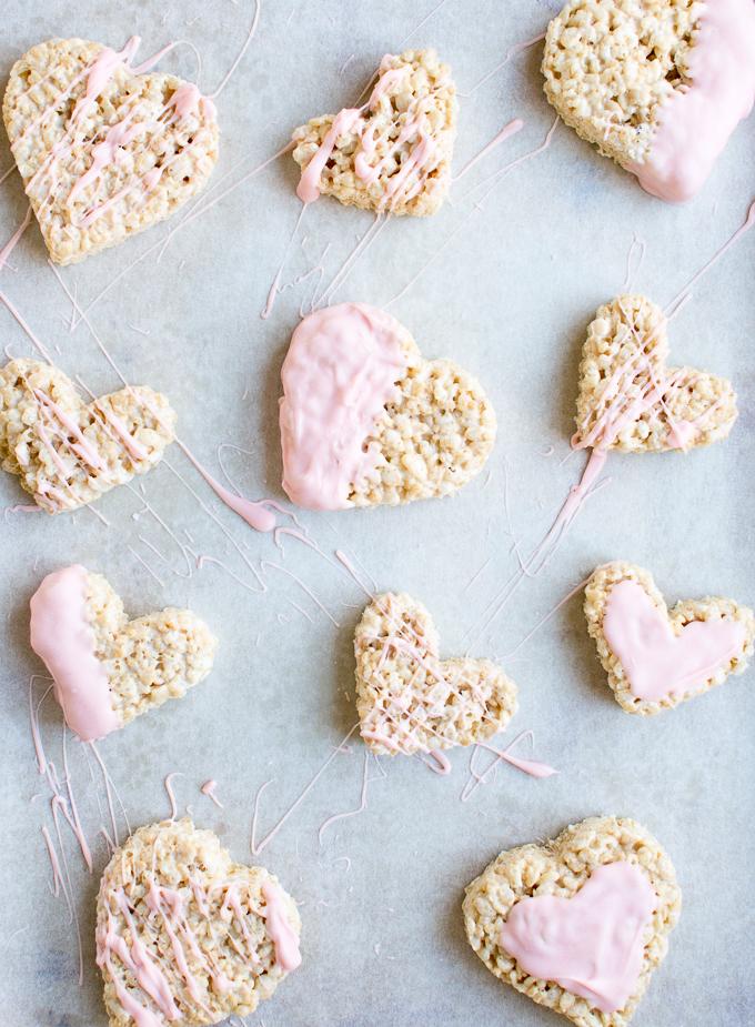 Rice Krispies Treats | www.stuckonsweet.com