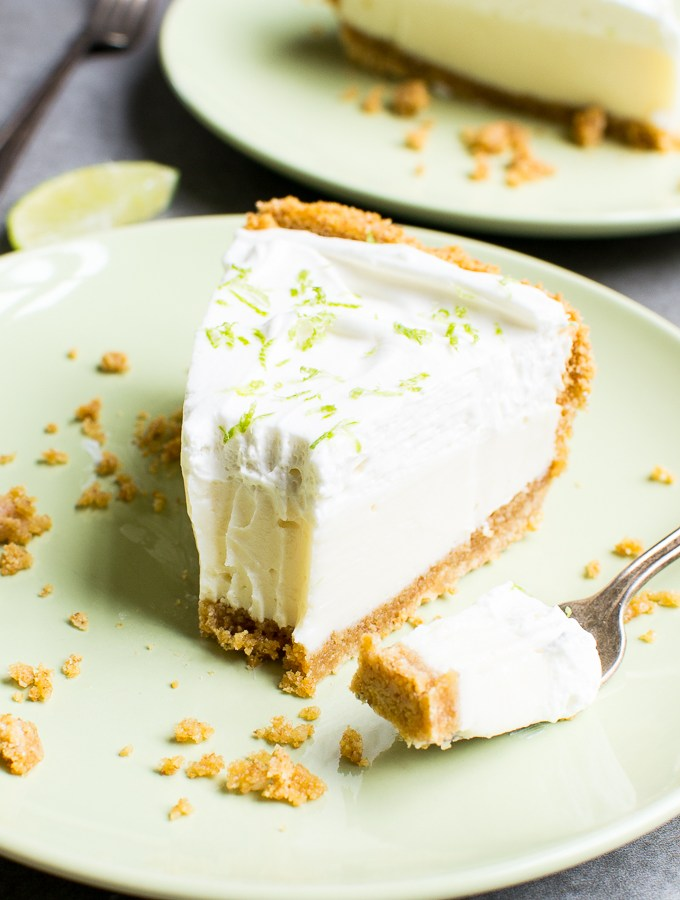 The Best Key Lime Pie Recipe