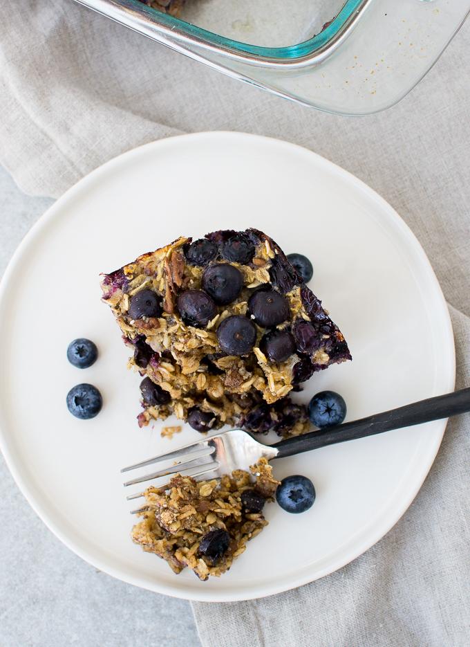 photo of oatmeal recipe