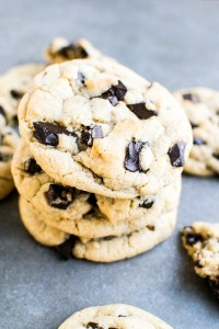 Chocolate Chip Cookies (The Soft and Chewy Kind)