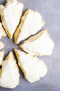 picture of baked scones